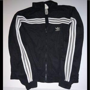 Vintage Adidas Microfiber Track Jacket Men's L